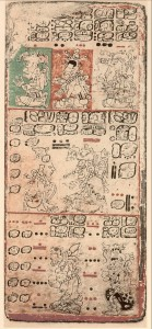 The Mayan Dresden Codex