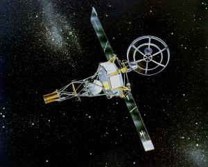 Mariner 2, launched in 1962