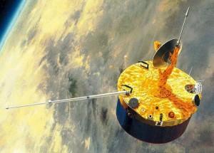 The Pioneer Venus orbiter
