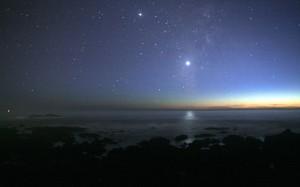 Venus is always brighter than the brightest star